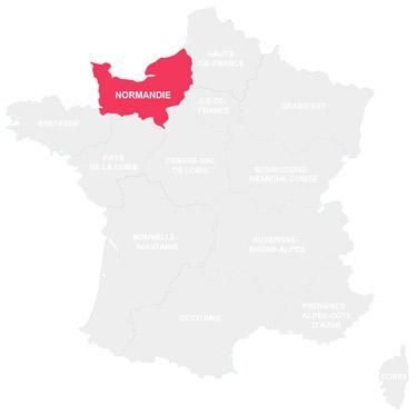 Campings Normandie France