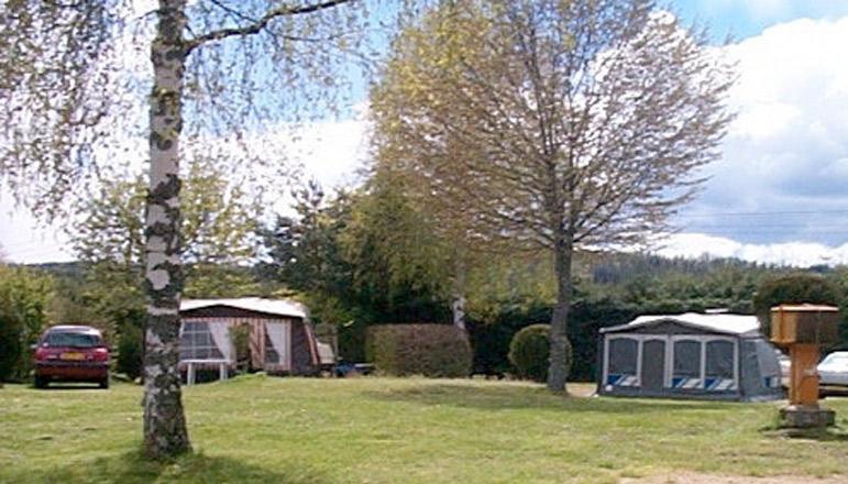 Camping 3 etoiles du Sabot - Haute Loire (43)
