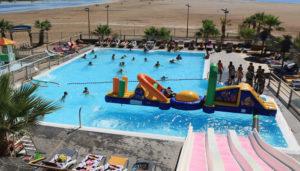 Camping 4 étoiles Bleu Marine – Sérignan les plages (34)