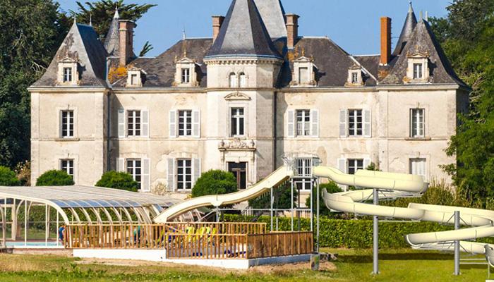Camping Château La Forêt