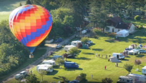 Camping 2 étoiles De La Pelouse – Jaulny (54)