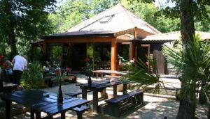 Camping 2 étoiles de L'étang – Le Lindois (16)