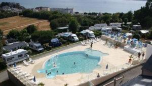 Camping 4 étoiles Des Sables Blancs – Concarneau (29)