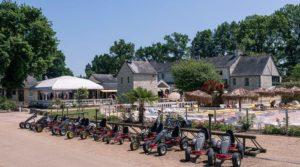 Camping 5 étoiles Le Domaine de la Brèche – Varennes sur Loire (49)