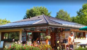 Camping 3 étoiles du Châtelet – Sciez (74)