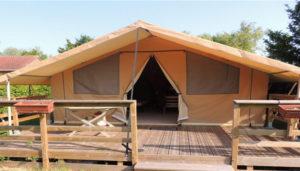 Camping Caravaning du Château – Condette (62)