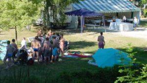 Camping 2 étoiles du Lac - Monampteuil (02)