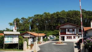 Camping 4 étoiles Erromardie – Saint Jean de Luz (64)