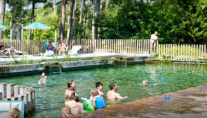 Camping Huttopia Rambouillet - Yvelines