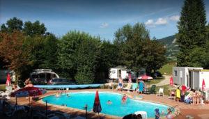 Camping 3 étoiles International De Seyssel – Seyssel (01)