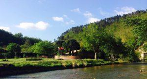 Camping 3 étoiles La Bernède – Rennes les Bains (11)