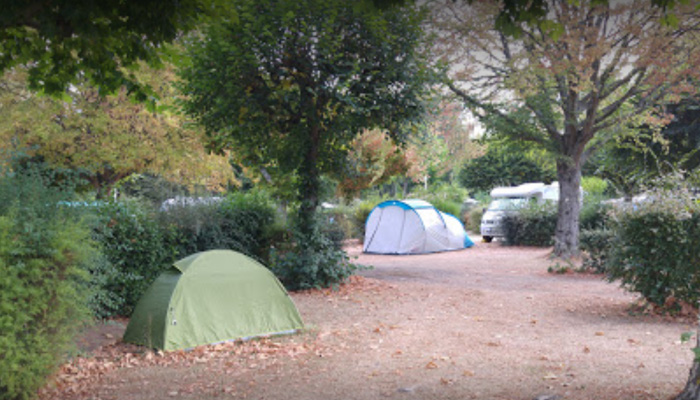 Camping de la Roche Cher