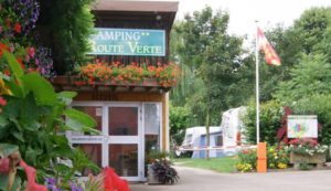 Camping 2 étoiles La Route Verte – Wihr au Val (68)