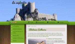 Camping 3 étoiles La Sapinette – Quillan (11)