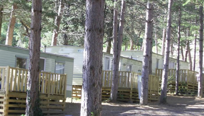 Camping La Source Pyrenees-orientales