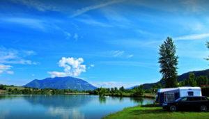 Camping 4 étoiles Le Lac Du Lit Du Roi – Massignieu-de-Rives (01)