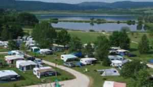 Camping 3 étoiles Du Lac De Remoray – Labergement-Sainte-Marie (25)