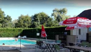 Camping 3 étoiles La Héronnière – Laives (71)