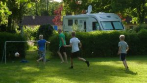 Camping 3 étoiles les Bains – Saint Honoré les Bains (58)