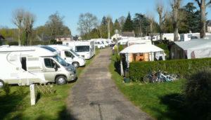 Camping 3 étoiles Des Berges De L' Iton – Breteuil (27)