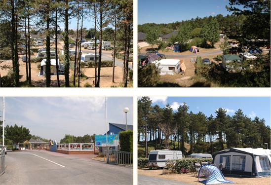 Camping Les Bosquets Manche