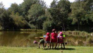 Camping 3 étoiles Les Mésanges – Montsauche-les-Settons (60)