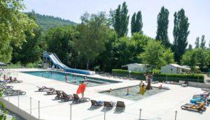 Camping 4 étoiles Le moulin – Martres Tolosane (31)