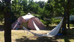 Camping 2 étoiles Les Oliviers – Monticello (2B)