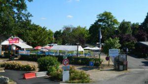 Camping 3 étoiles Les Peupliers – Montlouis sur Loire (37)