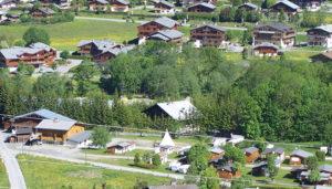 Camping 2 étoiles les Prés d'Arly – Praz-sur-Arly (74)