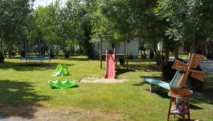 Camping 2 étoiles L'îlot Des Marais – Le Langon (86)