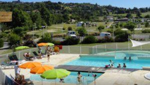 Camping 3 étoiles Camping Lot et Bastides – Pujols (47)