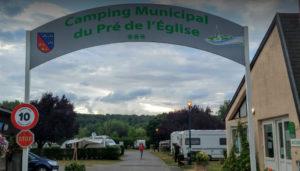 Camping 3 étoiles du Pré de l'Église – Saint-Rémy-sur-Avre (28)