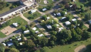 Camping 3 étoiles Municipal La Fontaine – Chauvigny (86)