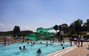 Camping 3 étoiles Le Parc de Vaux – Ambrières-les-Vallées (53)