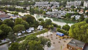 Camping 4 étoiles Paris Est – Champigny-sur-Marne (94)