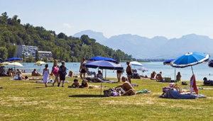 Camping 3 étoiles du Sierroz-Alp'Aix – Aix les Bains (73)