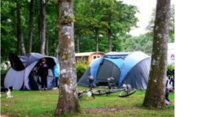 Camping 3 étoiles Municipal de la Forêt – Sille Le Guillaume (72)