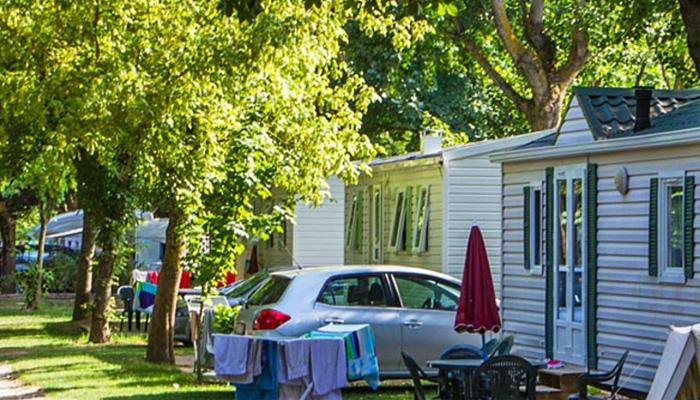 Camping 4 étoiles Viaduc de Millau