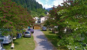 Camping 3 étoiles Au fil de la Volane – Vals les Bains (07)