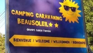Camping 2 étoiles Camping Caravaning Beau Soleil – Gradignan (33)