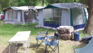 Camping 2 étoiles Brudy Plage – Le Rozier (48)