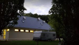 Camping 3 étoiles des Bords de l'Eure – Chartres (28)