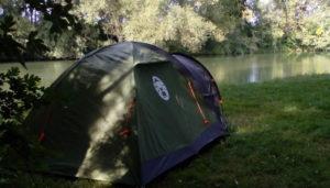 Camping de l'espérance – Villers-sur-Meuse (55)