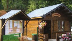 Camping 3 étoiles de la Fouquerie – Flers (61)