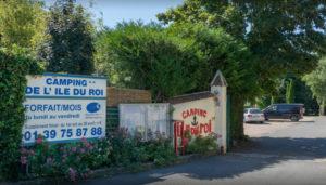 Camping 2 étoiles Ile du Roi – Triel-sur-Seine (78)