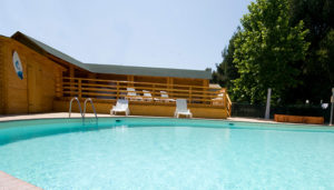 Camping 3 étoiles d'Olzo – Saint-Florent (2B)