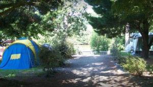 Camping 3 étoiles du Parc – Château-Gontier (53)