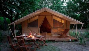 Camping 3 étoiles La Serre – Aigues-Vives (09)