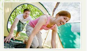 Camping 4 étoiles du Lac de Bouzey – Sanchey (88)